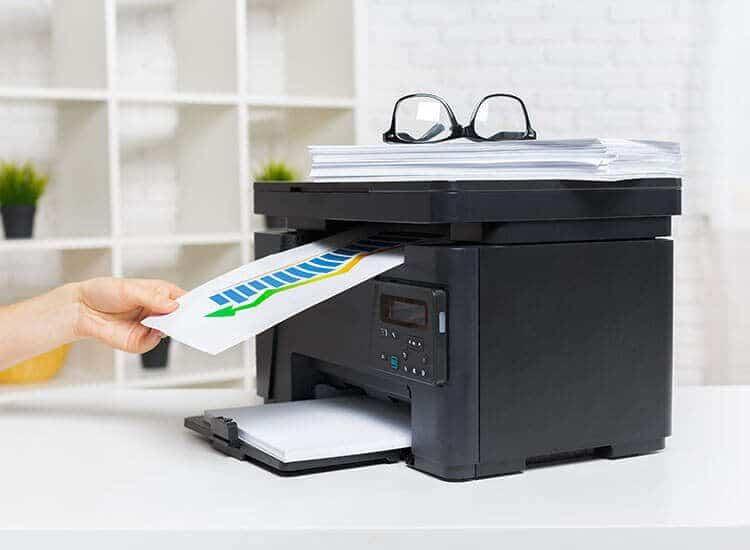 Tipos impresoras existen