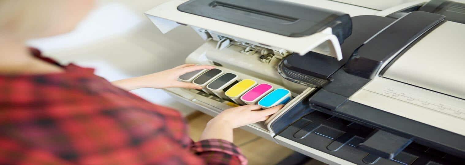 impresora inyección tinta
