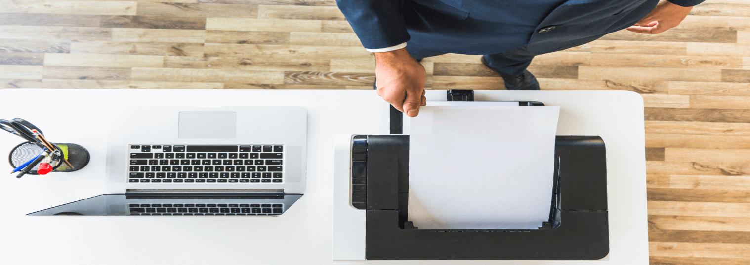 características impresoras multifunción