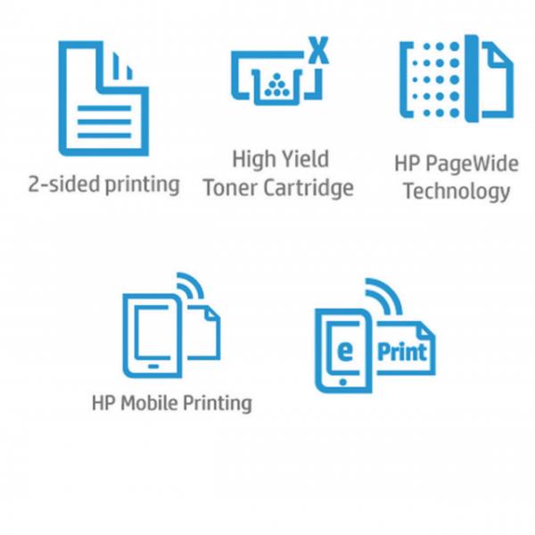 Imagen caracteristicas Impresora HP PageWide Pro P57750dw