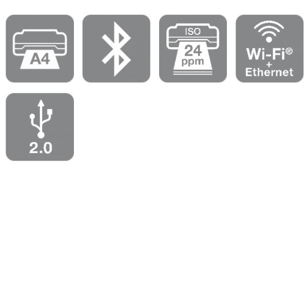 Imagen características WorkForce Pro WF-C529RDTW