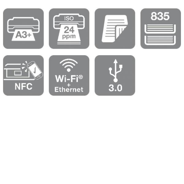 Imagen características WorkForce Pro WF-C8690DTWFC