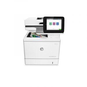 Imagen del producto impresora HP Color LaserJet Managed E57540dn para cabecera