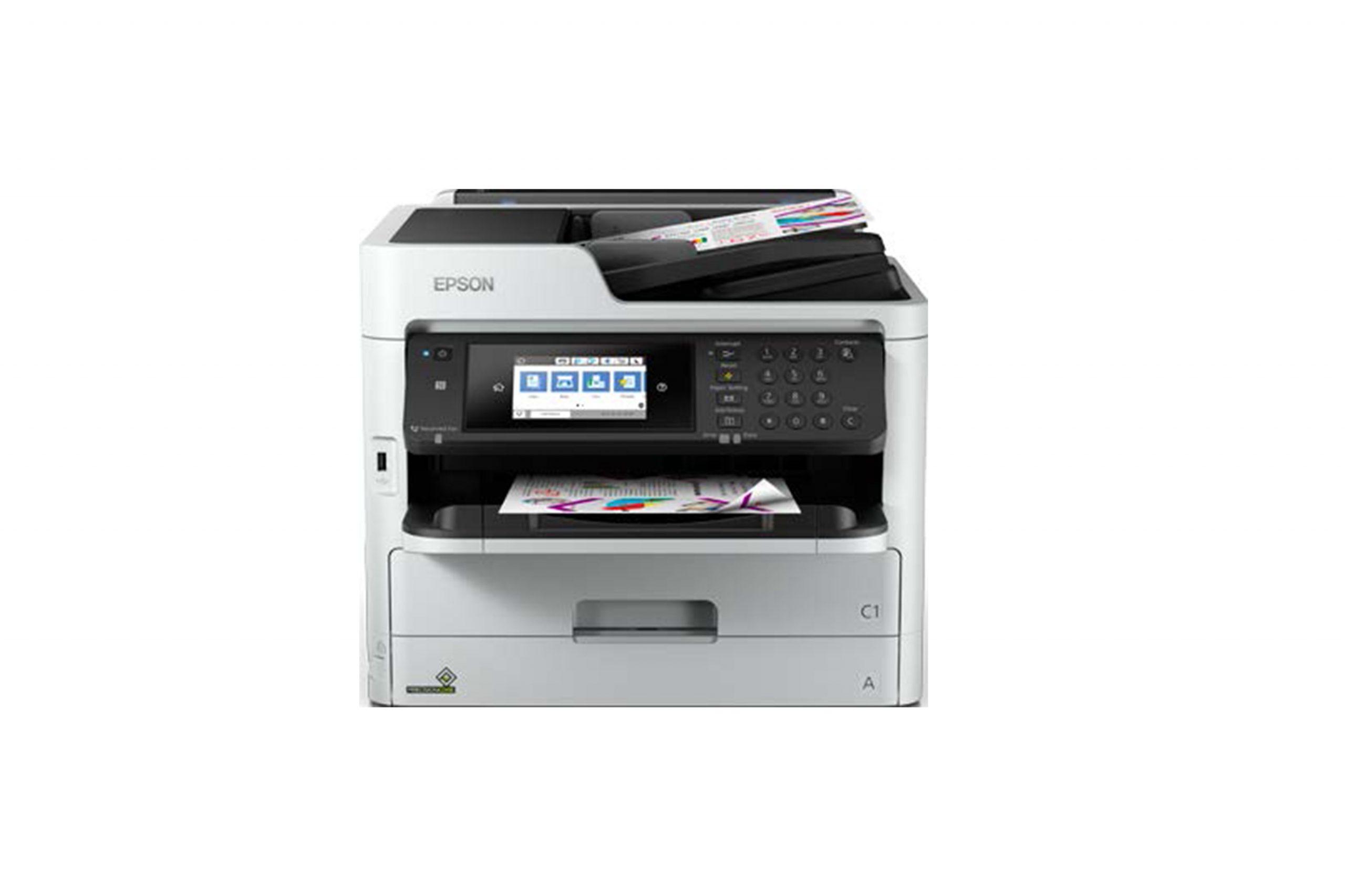 imagen principal Impresora Multifuncional Epson WF-C5790DWF