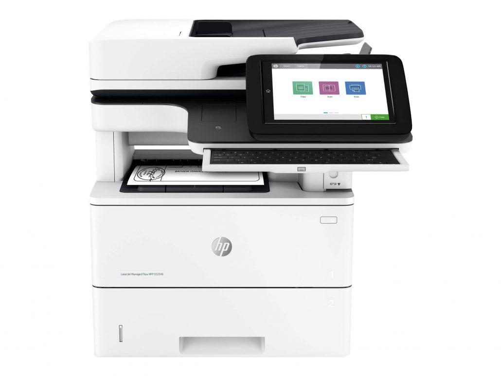 Impresora hp laserjet e52545c