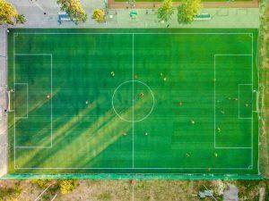 Imagen servicio para equipos de fútbol